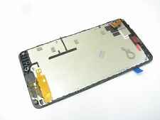 Nero Full LCD Display touch sreen +Frame for Nokia Lumia 640