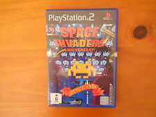 PS2 GAME SPACE INVADERS ANNIVERSARY - FAST POST