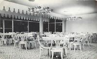 Phoenix Arizona~Sahara Hotel~Brightly Lit @ Night 1950s McLain Postcard