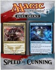 Magic the Gathering MTG - Speed vs Cunning Factory Sealed Duel Deck