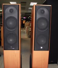 Mordaunt-Short MS502 Floor-Standing Speakers with built in Sub, Pair - Used