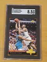 1992 Upper Deck #34 AS Shaquille O'Neal SGC 8.5 Newly Graded RC Rookie