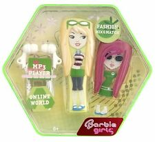 NIB Beautiful Barbie Girls mp3 Player ~ 512MB ~ Stores 120 MP3s ~ Green