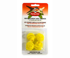 Perky pet Hummingbird Feeder Bee Guard, Replacement Pack, 4 piece