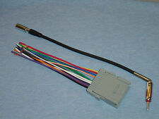 Stereo Wire Harness + Antenna Adapter for select GM Tahoe Canyon Colorado Sierra