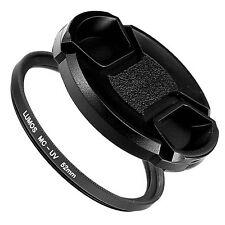 52mm MC UV Filter Objektivdeckel Zubehör passt zu Canon EF-M 18-55 55-200 IS STM