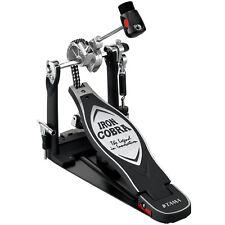 TAMA Iron Cobra Rolling Glide Single Kick Bass Drum Pedal w/ Travel Carry Case