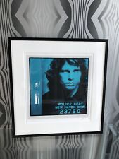 More details for louis sidoli most wanted jim morrison print ltd edition no. 37/495 released 2010