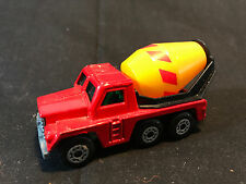 Old Vtg 1976 Matchbox Superfast Diecast Toy Cement Truck Made In England