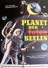 SCIENCE FICTION + WAR OF THE SATELLITES + SUSAN CABOT + ROGER CORMAN + GER 1-SH