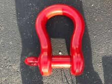 Crosby 50 ton shackle, clevis Rigging Rigger
