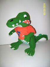 "FLORIDA GATORS Mascot Plush 15"" With T-Shirt"