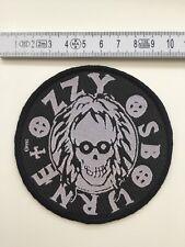 Ozzy Osbourne Aufnäher / Patch (Heavy Metal Sammlung)