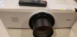 SANYO PLC-WM4500L 3LCD Projector  w/ LNS-S20 Standard Zoom Lens