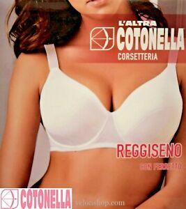 REGGISENO COTONELLA CD052 REBECCA CON FERRETTO SENZA IMBOTTITURA VELON