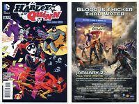 Harley Quinn #14 (NM/MT 9.8) Mad Love Variant Cover Flash Batman Joker 2015 DC