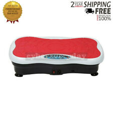 Fitness Shaper Vibro Flat Plate Vibration Fitness Device Body Shaping Trainer