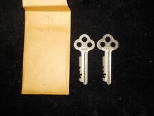 Vintage-Yale one pair-safe or vault key