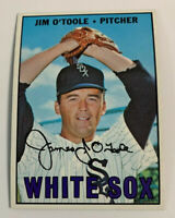 1967 Jim O'Toole # 467 Chicago White Sox Topps Baseball Card