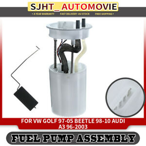 Electric Fuel Pump Module Assembly fit Volkswagen Golf Beetle 1998-2010 Audi A3