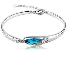 Zirkonia Armreif mit Strass elegantes Armband für Sie