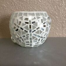 mosaic candle holders accessories ebay