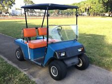 ezgo ez-go 36v 2 seat Passenger golf cart cart with new batteries