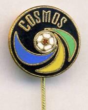 old NEW YORK COSMOS pin BADGE from 1970´s NASL US soccer NY USA
