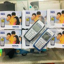Original NOKIA 1110i 4MB BLUE&BLACK UNLOCKED CLASSIC MOBILE PHONE Warranty UK