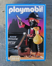 Playmobil 3814 - Bandito - Bandit - Western New Sealed Misb