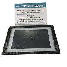 SKYLIGHT Frame 10 inch Wi-Fi Digital Picture Frame NIB