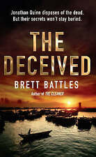 The Deceived, Battles, Brett, New Book, FAST Delivery