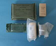 IDF Israeli Army Paramedic First Aid Combat Bandages 1970s-90s