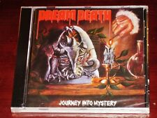 Dream Death: Journey Into Mystery CD 2016 High Roller Records UK HRR 373 CD NEW