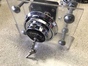 Sargent Greenleaf 6730 Group 2 Gun Safe Lock - Used - Great condition S&G
