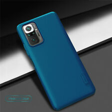 Nillkin For Xiaomi Redmi Note 10 Pro Max Frosted Shield Hard PC Matte Case Cover