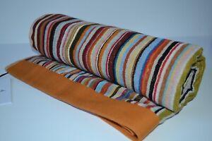 Paul Smith Mainline Signature Stripe Cotton Towel Medium New