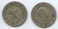 G9058 - Belgien 20 Centimes 1861 KM#20 Leopold I.Roi des Belges 1831-1865