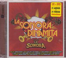 CD / DVD La Sonora Dinamita NEW Juntos Por La Sonora ***EL NUEVO FAST SHIPPING !