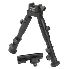 "6"" to 6.5"" CCOP Tactical Hunting Picatinn Rifle Fully Adjustable Bipod BP-59MINI"