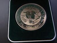 Australia. 1994  2oz - Silver Kookaburra.. BU