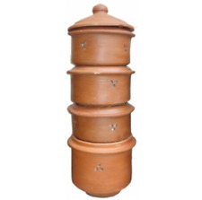 Terracotta Stack Composter