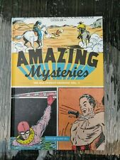 The Bill Everett Archives Vol 1: Amazing Mysteries, edited by Blake Bell.