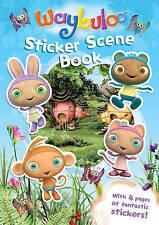 Waybuloo Sticker Scene Sticker Book (Paperback, 2010) New