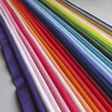 Large flanged 7mm insert piping cord polycotton bias - by the M - Many Colours