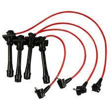 JDMSPEED Spark Plug Wires Set for 93-97 Geo Prizm Toyota Celica Corolla 1.6L 1.8
