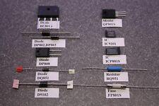 Samsung UN40ES6100F UA40ES5500R Power Supply BN44-00502A Repair Kit With IC's S3