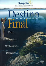 Destino Final (DVD) (New & Sealed) ** AMAZING DVD IN ORIGINAL SHRINK WRAP!!