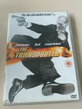 The Transporter DVD