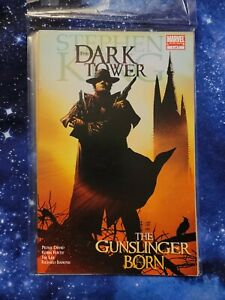 The Dark Tower: The Gunslinger Born Issue No.. 1 Board and Sleeve NM Condition!